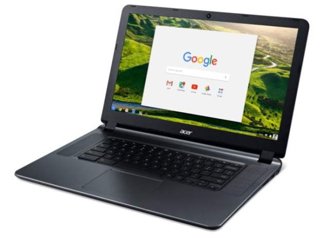 Acer launches 15-inch Chromebook