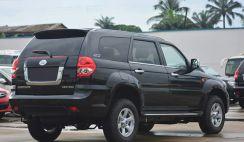IVM G6 SUV