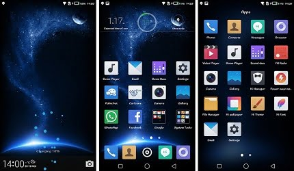 Download HiOS Launcher Apk