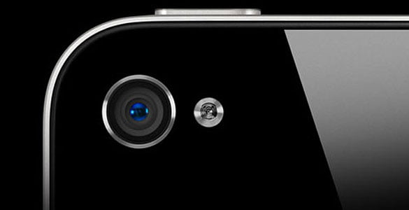 iPhone camera problems