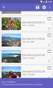 How to recover deleted photos and videos on android