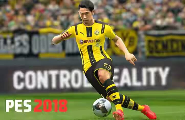 Download PES 2018 ( Pes 18 ) Iso PPSSPP For Android Gold + PC Crack