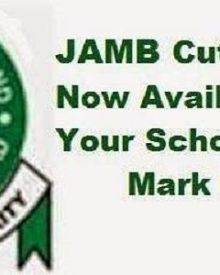 JAMB releases 2017/2018 cut-off mark for Nigerian polytechnics and Universities