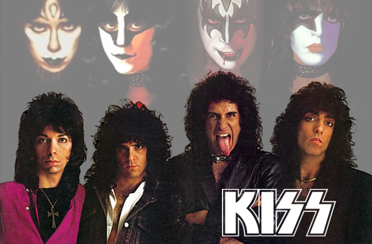 This Day In KISStory The Unmasking Of KISS 28 Years On