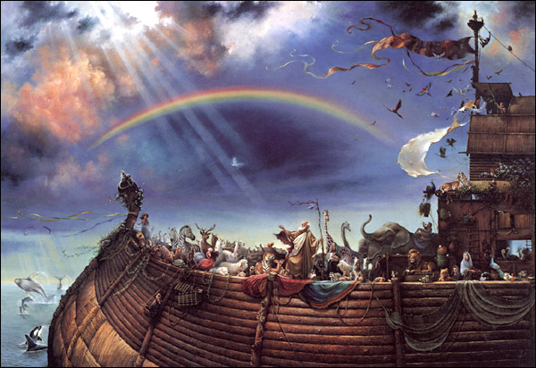 Image result for image of noah's ark