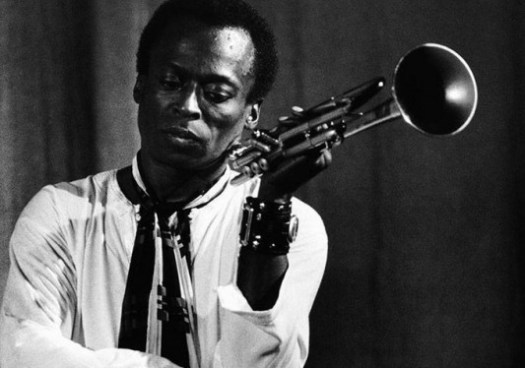 Remembering The Late Jazz Titan Trumpeter Miles Davis On ...