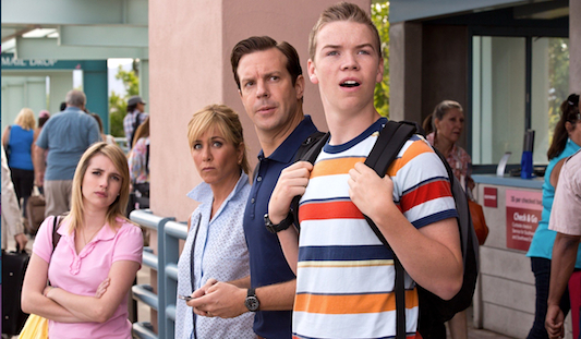 The Millers in We're The Milers
