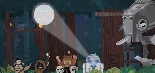 Send A Free E Card For Star Wars Day May The 4th