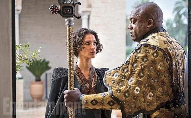 Game Of Thrones Season 5 Indira Varma As Ellaria Sand And