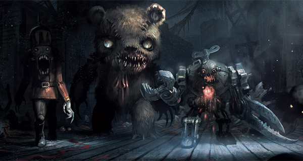 The Art Of Krampus Preview 02