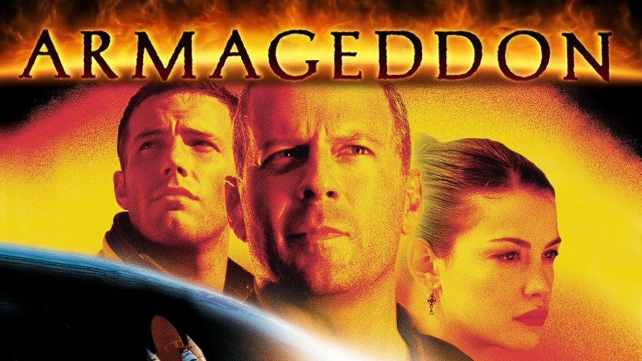 Image result for armageddon banner