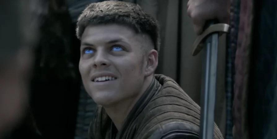 Ivar Boneless Vikings Eyes