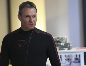 """Myriad"" -- Kara must find a way to free her friends when Non (Chris Vance, pictured) and Indigo use mind control to turn National City's citizens into their own army, on SUPERGIRL, Monday, April 11 (8:00-9:00 PM, ET/PT) on the CBS Television Network. Photo: Cliff Lipson/CBS ©2016 CBS Broadcasting, Inc. All Rights Reserved"
