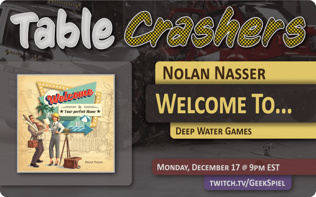 Deep Water Games – Nolan Nasser