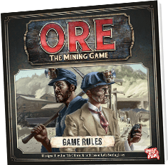 Ore: The Mining Game Rules Book