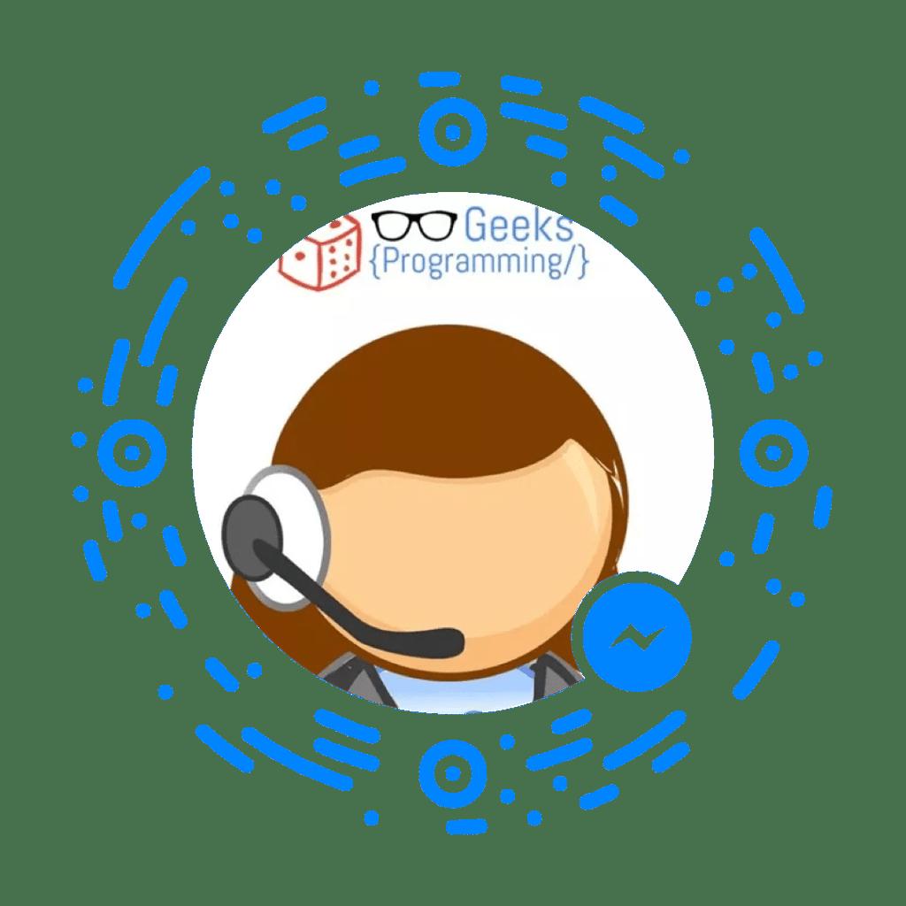 Contact GeeksProgramming