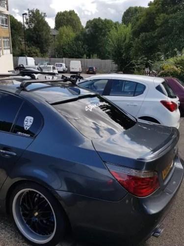 Car Styling JASON VOORHEES JDM Hellaflush Waterproof Reflective Vinyl Decal Car Sticker for BMW TOYOTA MAZDA HONDA VW Car Bumper photo review