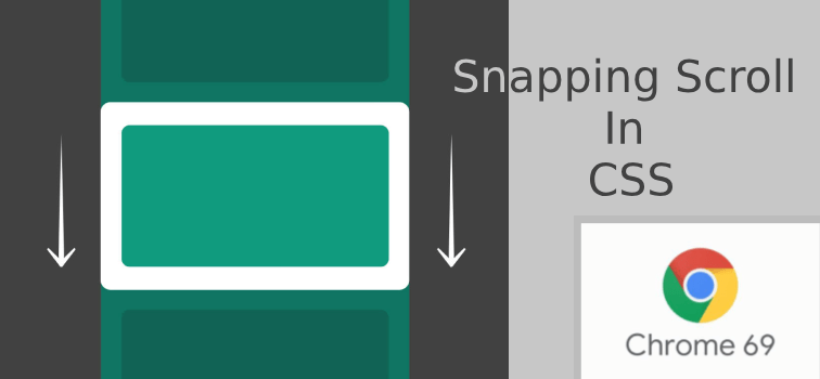 css scroll snapping