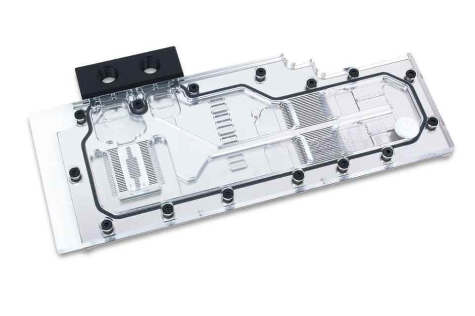 EK Full-Cover Water Block for the AMD Radeon Pro Duo Now Available