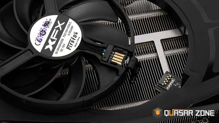 XFX AMD Radeon RX 480 DD