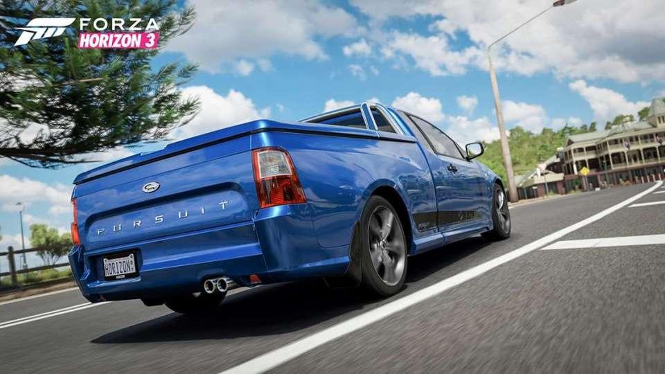 Forza Horizon 3 Car List