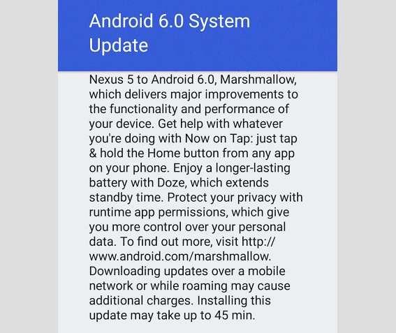 Nexus 5 Volume Control Bug Fixed