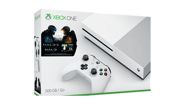 500GB and 1TB Xbox One S Release Date
