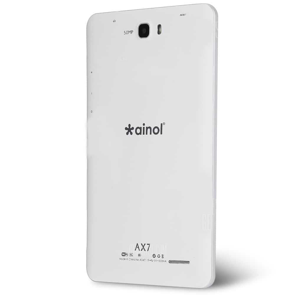 Ainol AX7 - A $110 Octa-Core 3G Phablet with 1080p IPS Display