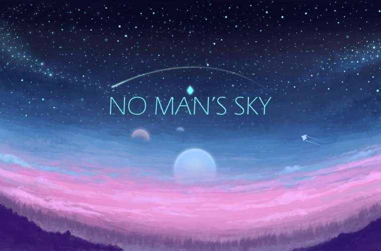 No Man's Sky PC and PS4 Universes