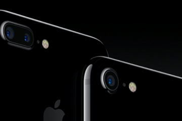 Apple Launches the iPhone 7 and 7 Plus