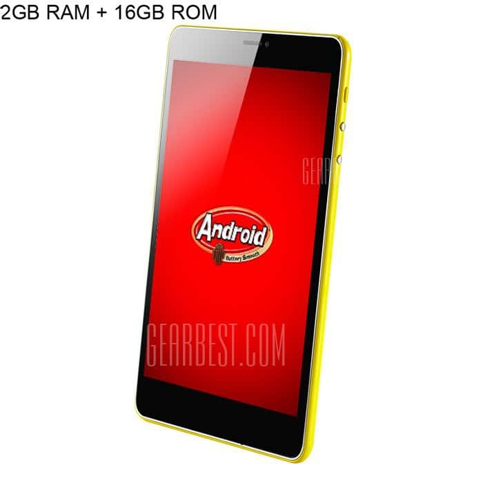 Great Wall L782 4G Phablet: A Mix of Style And Power