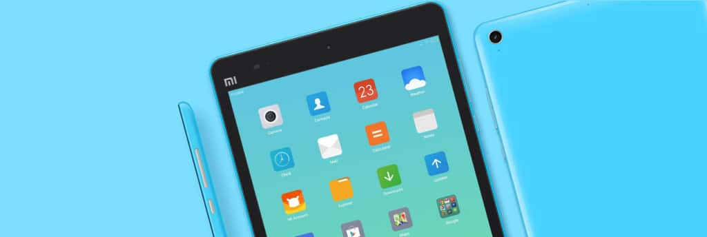 Xiaomi Mi Pad - Nvidia Tegra K1 CPU & Kepler GPU For Only $120