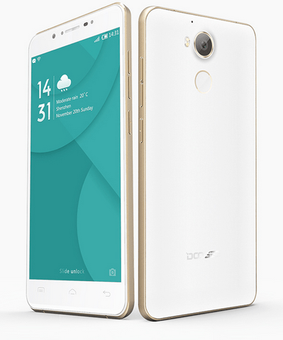 Doogee F7 4G: A $215 4G 5.5-inch Phablet With 10-Core CPU