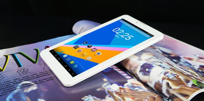 Vido T99 3G Phablet - Quad-Core CPU, 7-Inch Display & Much More for Only $52