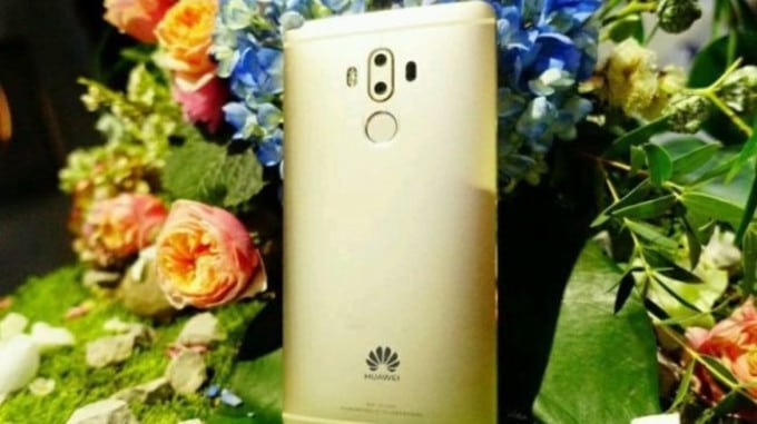 Leaked Huawei Mate 9 Photos Confirm Dual-Cameras And 5.9-Inch Display