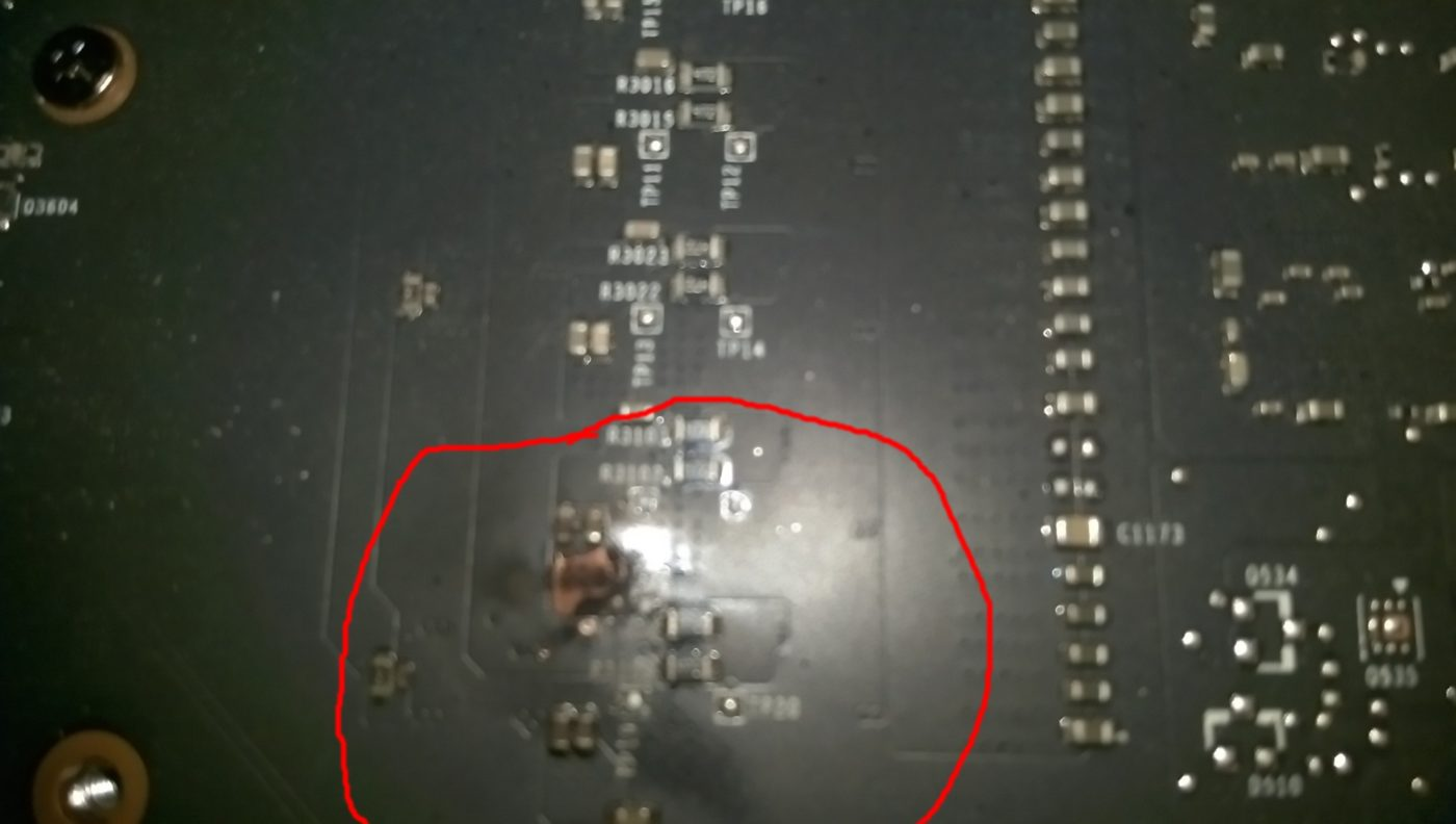 Another EVGA GTX 1080 FTW Explodes, EVGA isn't happy
