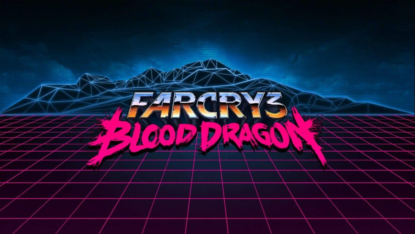 Far Cry 3: Blood Dragon Going Free, Beginning November 9