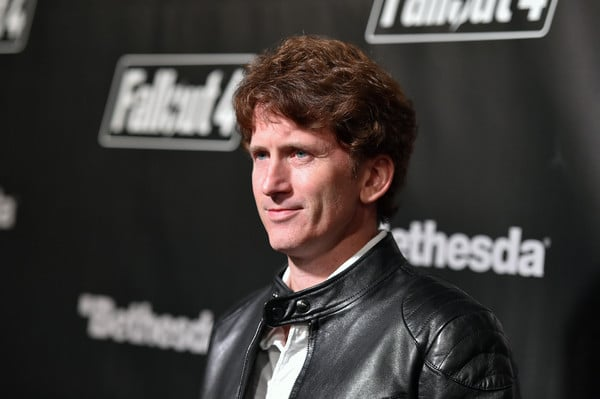 Bethesda's Director and Producer Todd Howard To Be Introduced in AIAS' Hall of Fame at DICE 2017