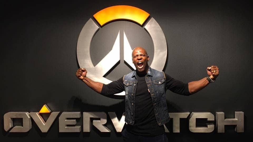 'The Rock' Wants Terry Crews to Voice Upcoming Overwatch Character 'Doomfist' Too