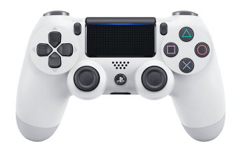 PS4 Slim Glacier White #1