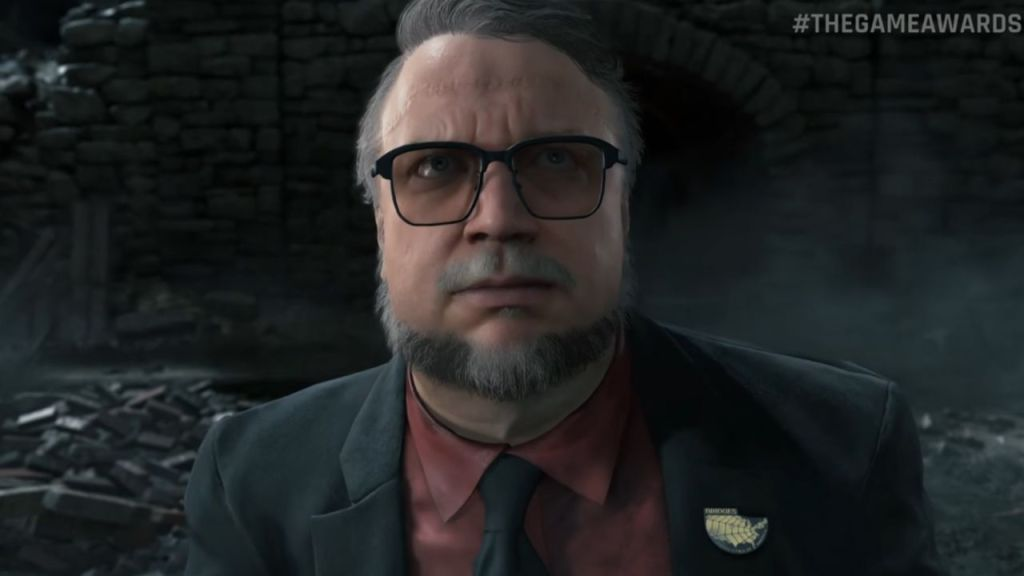 """I'm Just a Puppet in Kojima's Hands"", Says Guillermo Del Toro, Not Creatively Involved in Death Stranding"