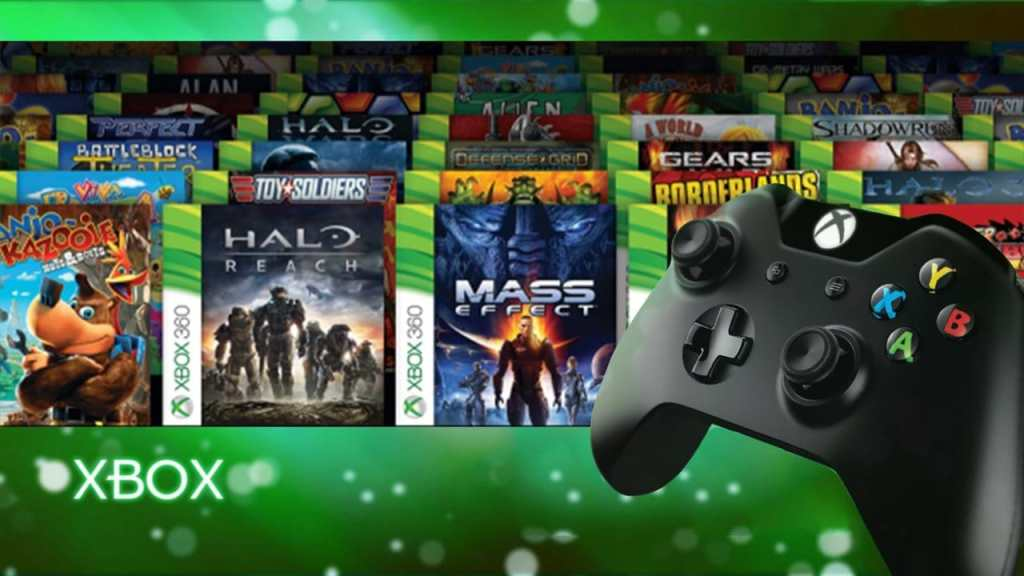 Xbox One Backward Compatibility Gets Three New Games