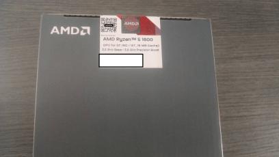 AMD Ryzen 5 Early Purchase 2