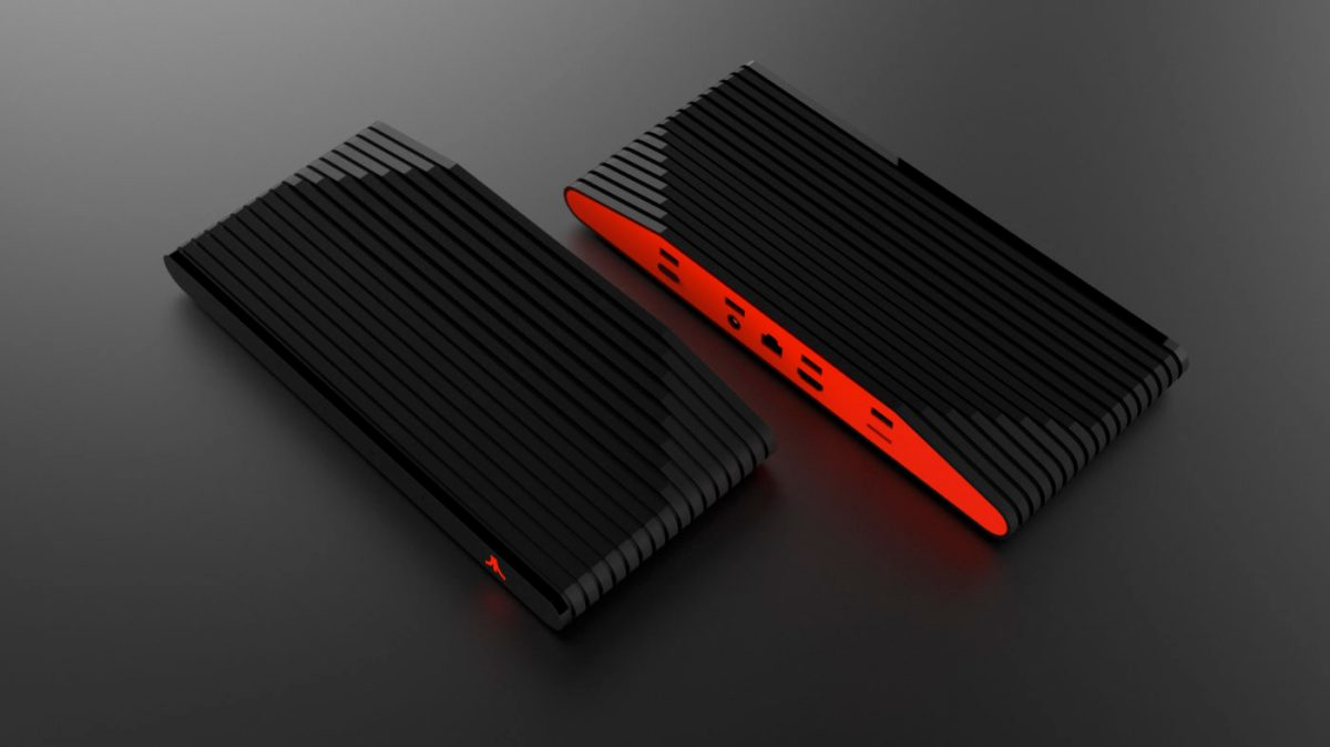 Here's Your First Look at Atari's New Console, the Ataribox