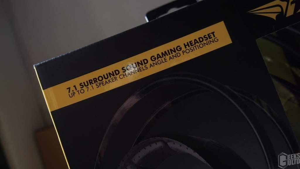 Armaggeddon Nuke9 7.1 Gaming Headset Review - GeeksULTD 1