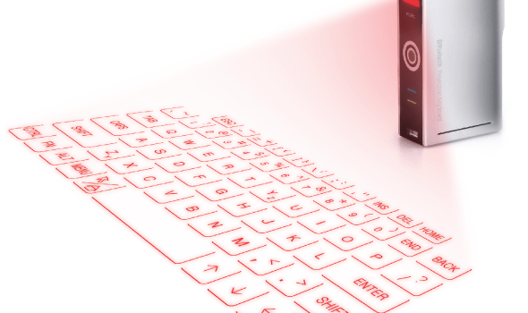 Celluon Epic: Laser Projection Keyboard