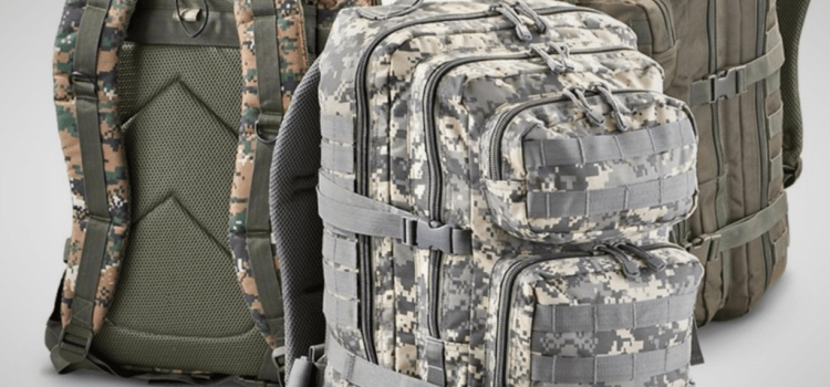 Tactical Backpacks-Compressed Genius