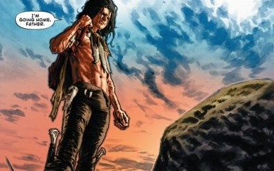 Valiant Previews: SAVAGE #4 (of 4) | GENERATION ZERO #7