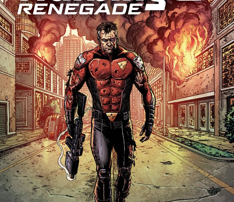 """First Look: Witness the Death of a Major Valiant Hero with """"MASSACRE"""" in HARBINGER RENEGADE #5"""