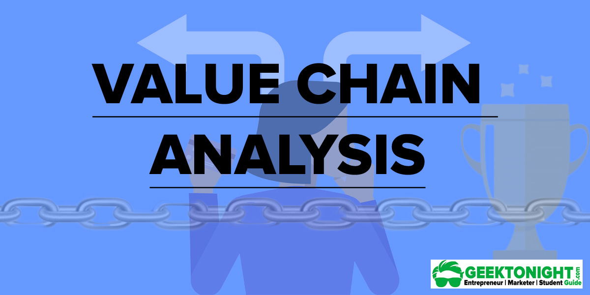 What is Value Chain Analysis? Definition, Model, Example